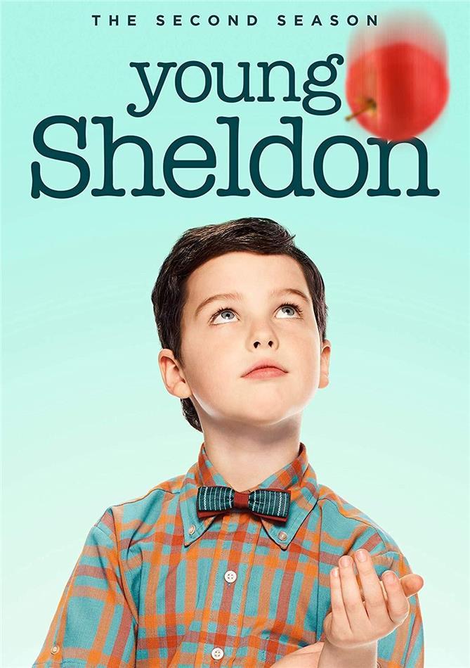 Young Sheldon - Season 2 (3 DVDs)