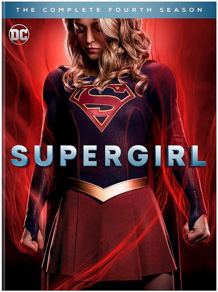 Supergirl - Season 4 (4 DVDs)