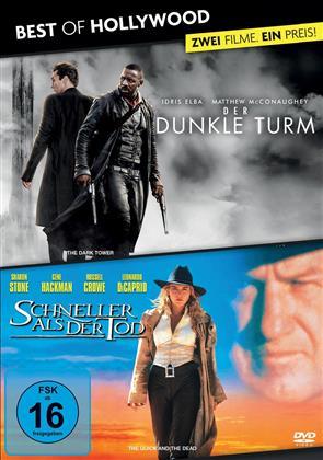 Der dunkle Turm / Schneller als der Tod (Best of Hollywood, 2 DVDs)