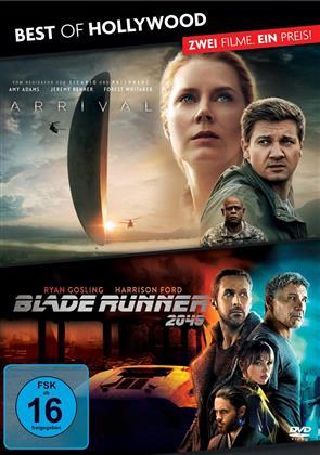 Arrival / Blade Runner 2049 (Best of Hollywood, 2 DVDs)