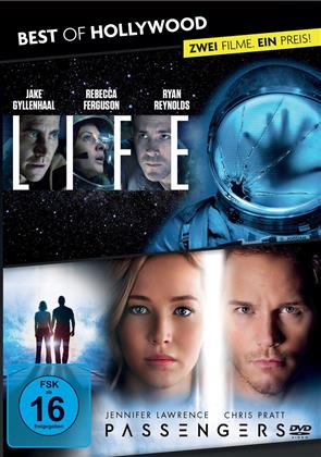 Life / Passengers (Best of Hollywood, 2 DVDs)