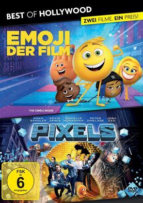 Emoji - Der Film / Pixels (Best of Hollywood, 2 DVDs)