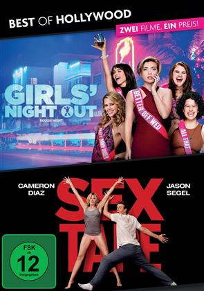 Girls Night Out / Sex Tape (Best of Hollywood, 2 DVDs)
