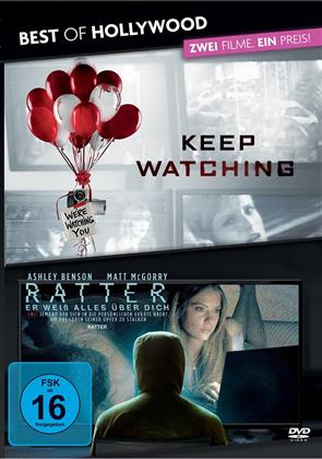 Keep Watching / Ratter - Er weiss alles über dich (Best of Hollywood, 2 DVDs)