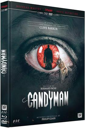 Candyman (1992) (Limited Edition, Mediabook, Remastered, Blu-ray + DVD)