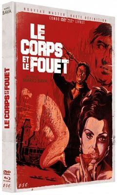 Le corps et le fouet (1963) (Mediabook, Blu-ray + DVD)