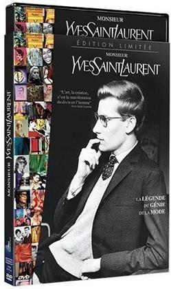Monsieur Yves Saint-Laurent (Édition Limitée)