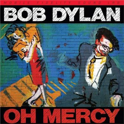 Bob Dylan - Oh Mercy (Mobile Fidelity, Limited Edition, 2 LPs)