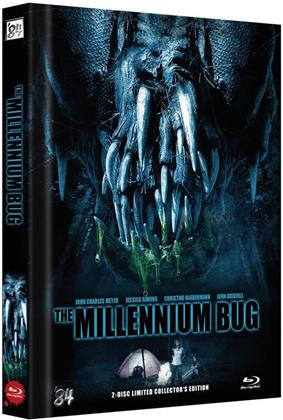 The Millennium Bug (2011) (Cover A, Collector's Edition, Limited Edition, Mediabook, Blu-ray + DVD)