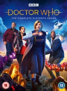 Doctor Who - Series 11 (BBC, 4 DVD)