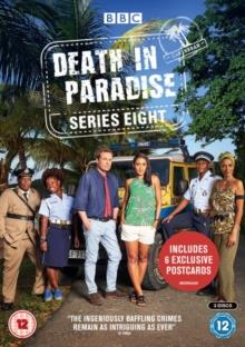 Death in Paradise - Season 8 (BBC, 3 DVDs)