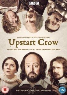 Tv Series - Upstart Crow - Season 1-3 (4 DVDs)