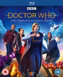 Doctor Who - Series 11 (BBC, 3 Blu-ray)