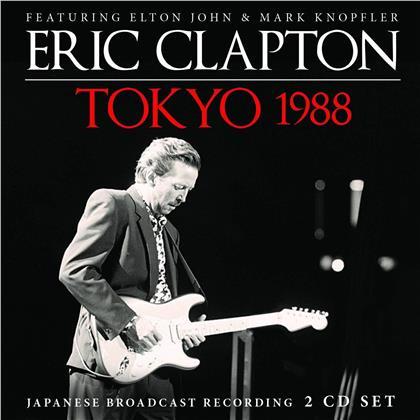 Eric Clapton - Tokyo 1988 (2 CDs)