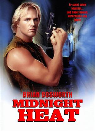 Midnight Heat (1996) (Cover D, Limited Edition, Mediabook, Blu-ray + DVD)