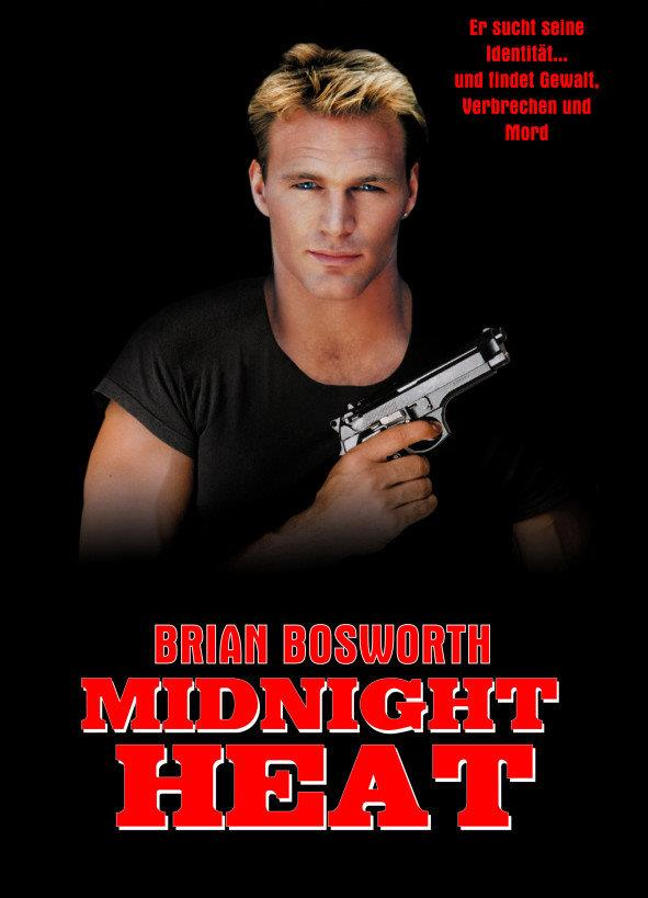 Midnight Heat (1996) (Cover E, Limited Edition, Mediabook, Blu-ray + DVD)