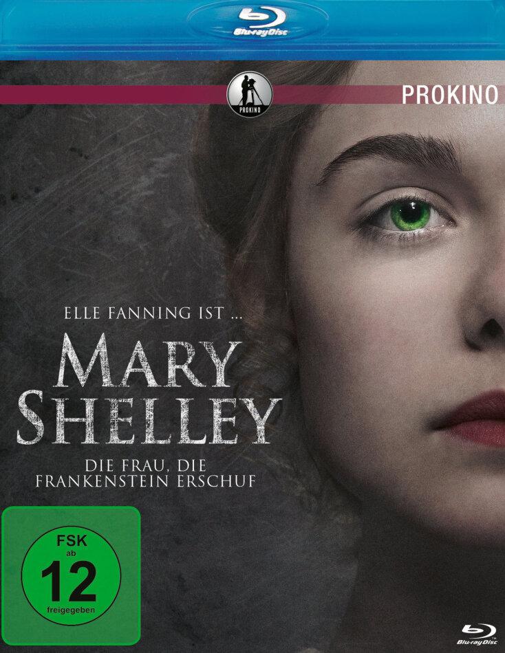 Mary Shelley - Die Frau, die Frankenstein erschuf (2017)