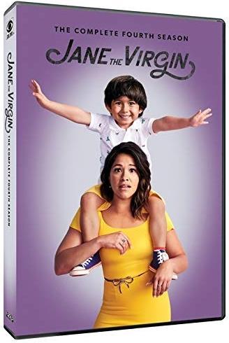 Jane The Virgin - Season 4 (4 DVDs)