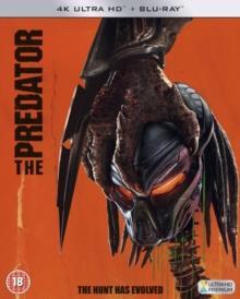 The Predator (2018) (4K Ultra HD + Blu-ray)
