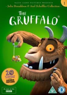 Gruffalo The Dvd (Julia Donaldson Collection)
