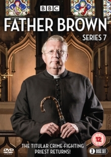 Father Brown - Series 7 (BBC, 3 DVDs)
