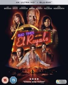 Bad Times at the El Royale (2018) (4K Ultra HD + Blu-ray)