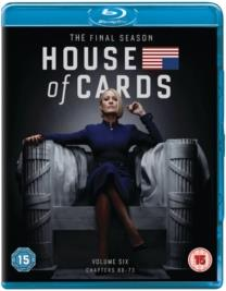 House Of Cards - Season 6 - The Final Season (3 Blu-rays)