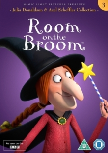 Room On The Broom Dvd (Julia Donaldson Collection)