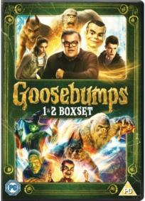 Goosebumps 1&2 (2 DVDs)
