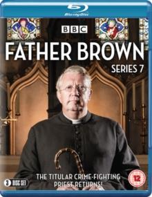 Father Brown - Series 7 (BBC, 3 Blu-rays)