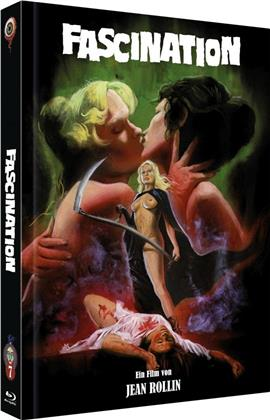 Fascination (1979) (Cover C, Limited Collector's Edition, Mediabook, Blu-ray + DVD)