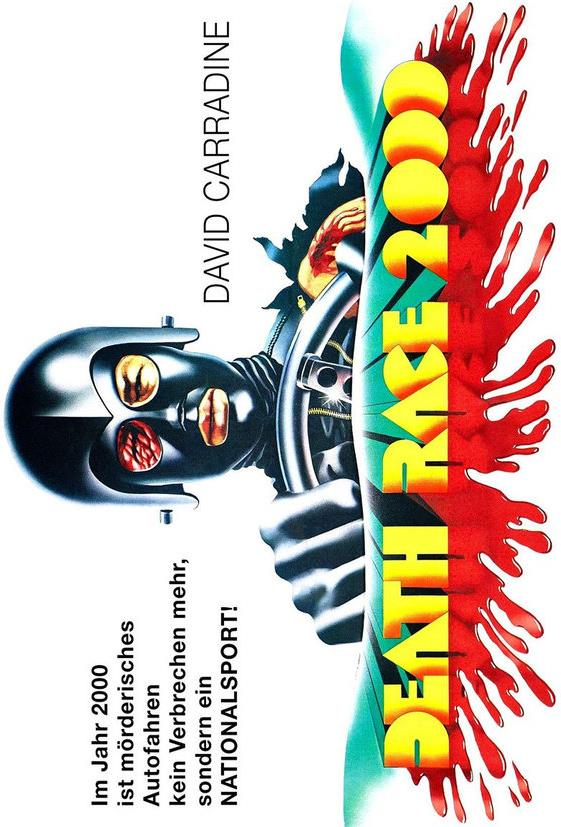 Death Race 2000 (1975) (Cover D, Limited Edition, Mediabook, Uncut, 2 Blu-rays)