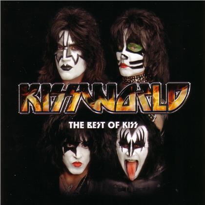 Kiss - Kissworld - The Best Of (Gatefold, 2 LPs)
