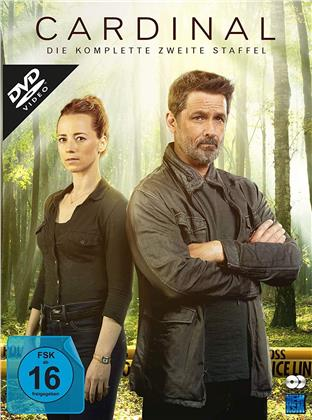 Cardinal - Staffel 2 (Digibook, 2 DVDs)
