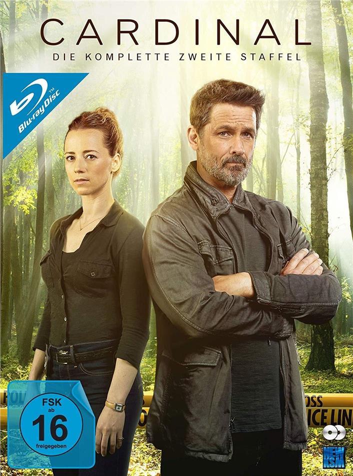 Cardinal - Staffel 2 (Digibook, 2 Blu-rays)