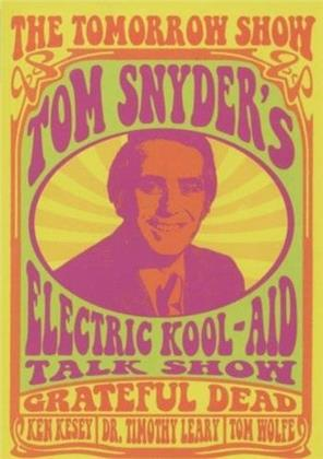 The Grateful Dead - Tom Snyder's Electric Kool Aid Talk Show