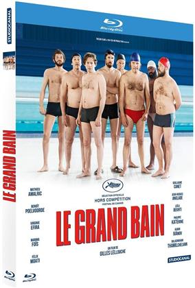 Le grand bain (2018) (Extended Edition, Kinoversion, 2 Blu-rays)