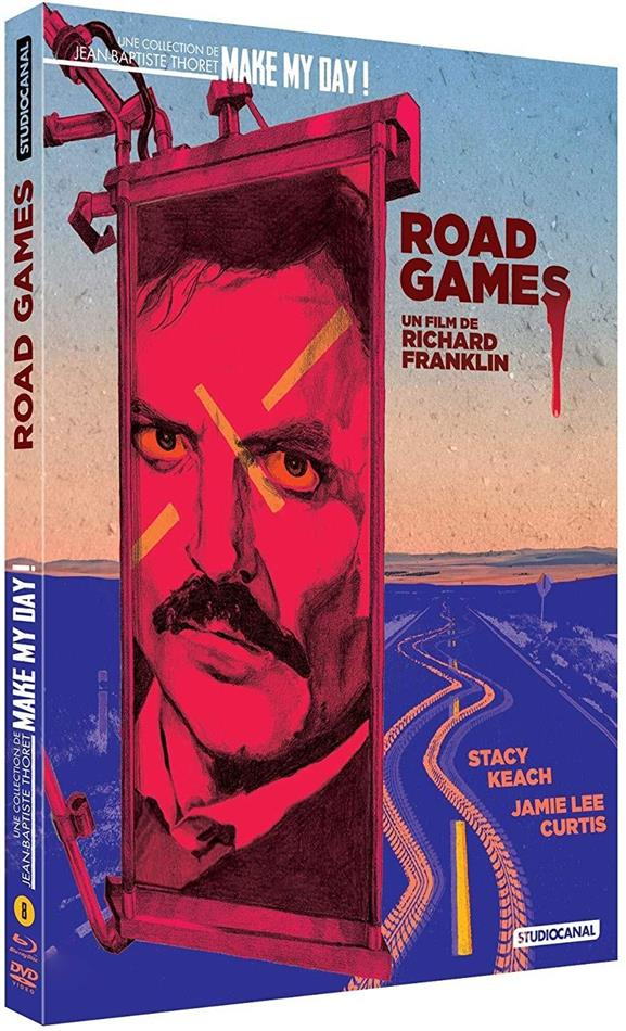Road Games (1981) (Make My Day! Collection, Schuber, Digibook, Blu-ray + DVD)