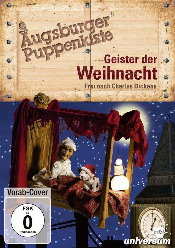 Augsburger Puppenkiste - Geister der Weihnacht (2017)