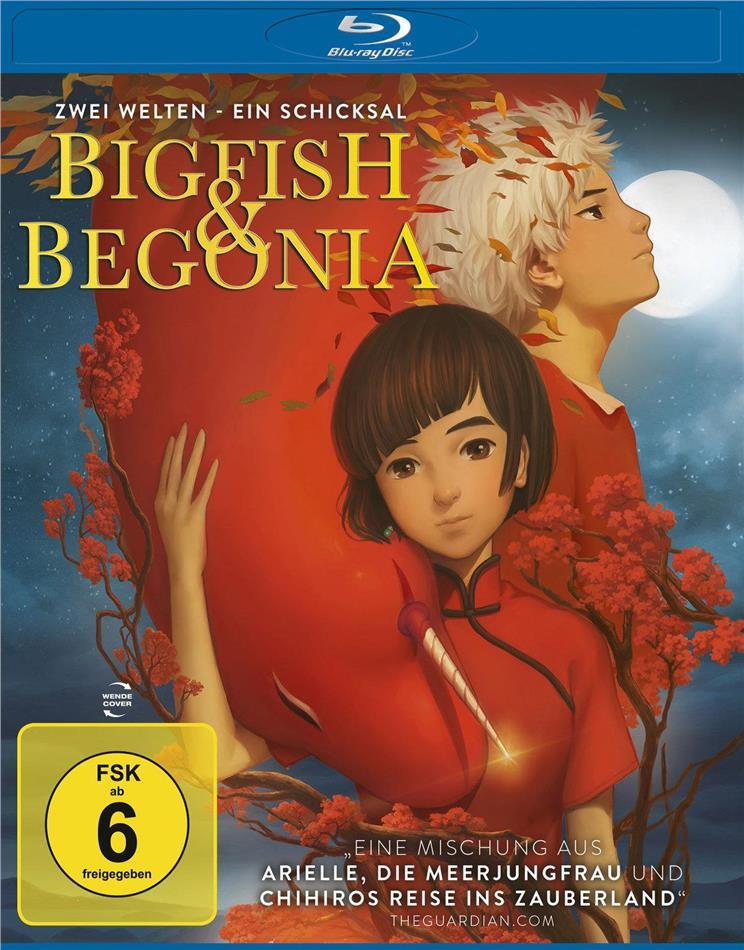 Big Fish & Begonia - Zwei Welten - Ein Schicksal (2016)