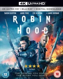 Robin Hood (2018) (4K Ultra HD + Blu-ray)