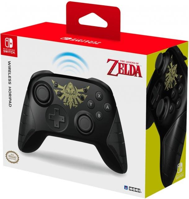 Nintendo Switch - Horipad Wireless - Zelda