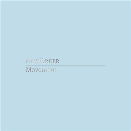 New Order - Movement (Definitive Edition, 3 LPs + CD)