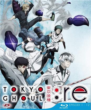 Tokyo Ghoul: re - Vol. 1 (Digipack, Limited Edition, 3 Blu-rays)