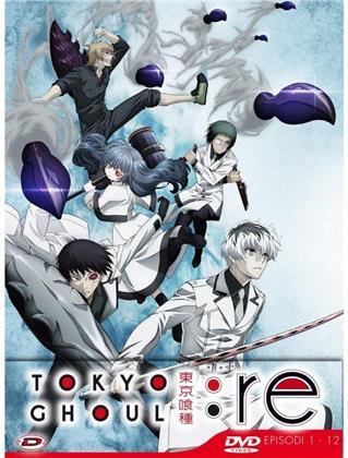 Tokyo Ghoul: re - Vol. 1 (Digipack, Edizione Limitata, 3 DVD)