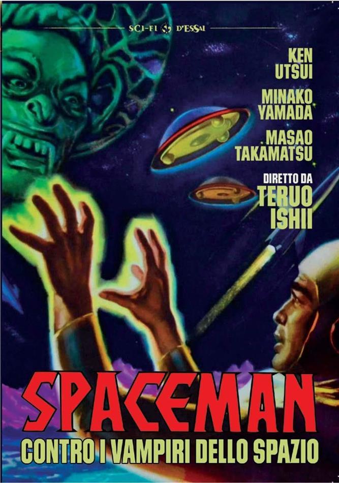 Spaceman contro i vampiri dello spazio (1957) (Sci-Fi d'Essai, n/b)