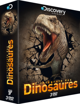 L'intégrale des Dinosaures (Discovery Channel, 3 DVD)