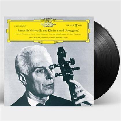 Franz Schubert (1797-1828) & Enrico Mainardi - Arpeggione Sonata (Virgin Vinyl, Universal Music Korea, LP)