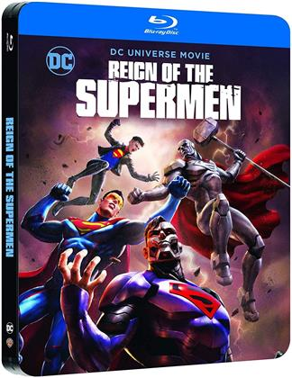 Reign of the Supermen (2019) (Limited Edition, Steelbook)