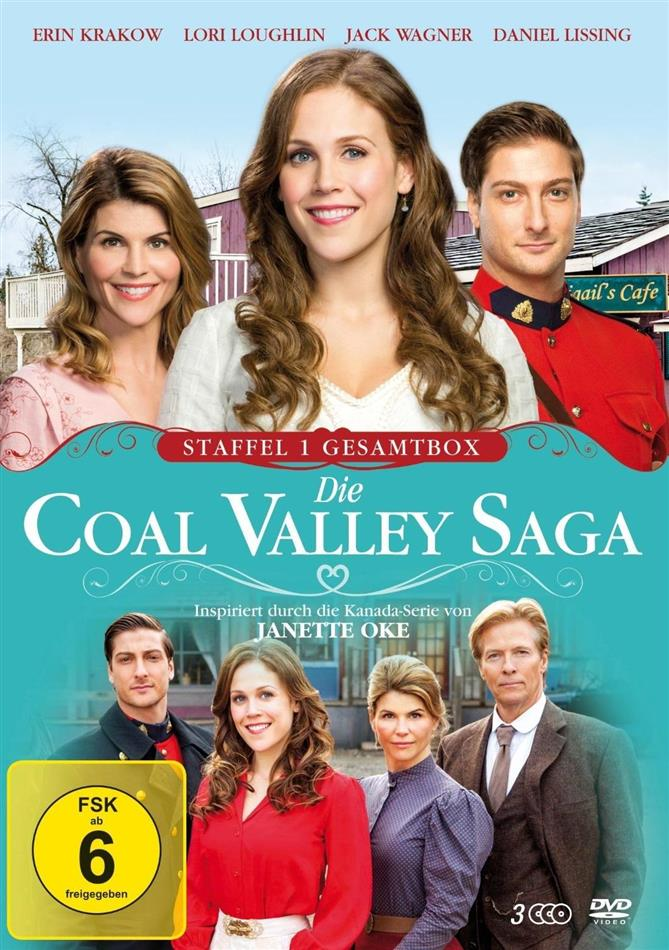 Die Coal Valley Saga - Staffel 1 (3 DVDs)